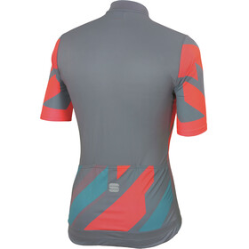 Sportful Volt Jersey Men tradewinds/blue niagara/coral